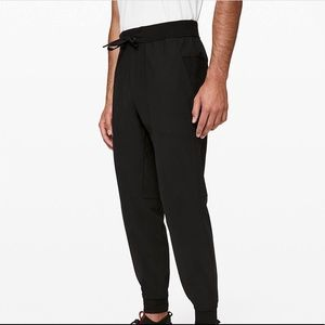 Lulu lemon black abc men's joggers